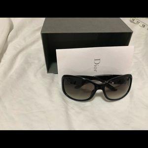 Dior bow tie sunglasses